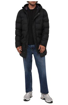 Мужская утепленная куртка KIRED черного цвета, арт. WSUKW7408505000 | Фото 2