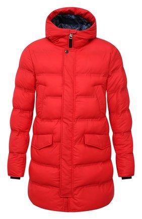Мужская утепленная куртка KIRED красного цвета, арт. WSUKW7408502000 | Фото 1