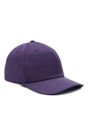 Мужской бейсболка VALENTINO фиолетового цвета, арт. WY2HDA10/KNB | Фото 1
