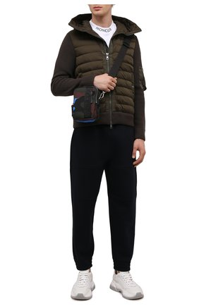 Мужская текстильная сумка detour MONCLER разноцветного цвета, арт. G2-09A-5L700-00-595LD   Фото 2