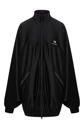 Женская куртка BALENCIAGA черного цвета, арт. 659071/TJV20 | Фото 1
