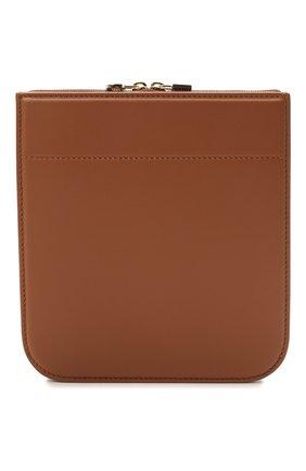 Женская сумка my way mini LORO PIANA коричневого цвета, арт. FAL8162   Фото 1