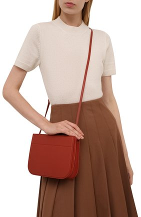 Женская сумка my way small LORO PIANA  цвета, арт. FAL8160 | Фото 2 (Материал: Натуральная кожа; Сумки-технические: Сумки через плечо; Ремень/цепочка: На ремешке; Размер: small)