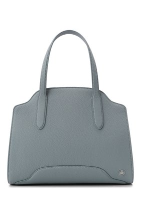 Женская сумка sesia medium LORO PIANA серо-голубого цвета, арт. FAL6761 | Фото 1