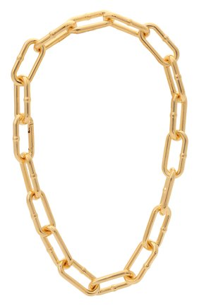 Женское колье BOTTEGA VENETA золотого цвета, арт. 665763/VAHU0 | Фото 1