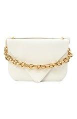 Женская сумка mount medium BOTTEGA VENETA белого цвета, арт. 667398/V12M0   Фото 1