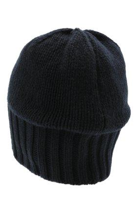 Мужская кашемировая шапка INVERNI темно-синего цвета, арт. 4226 CM | Фото 2