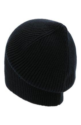 Мужская кашемировая шапка INVERNI темно-синего цвета, арт. 0122 CM | Фото 2