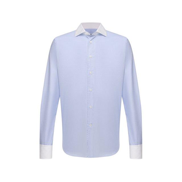 Хлопковая сорочка Corneliani 12160397