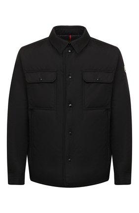 Мужская пуховая куртка miomandre MONCLER черного цвета, арт. G2-091-1A001-09-68352 | Фото 1
