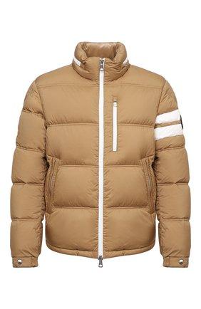 Мужская пуховая куртка delaume MONCLER бежевого цвета, арт. G2-091-1A000-05-53333 | Фото 1
