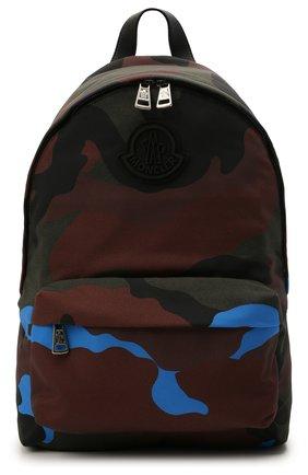 Мужской текстильный рюкзак pierrick MONCLER разноцветного цвета, арт. G2-09A-5A704-00-02T06   Фото 1