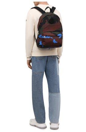 Мужской текстильный рюкзак pierrick MONCLER разноцветного цвета, арт. G2-09A-5A704-00-02T06   Фото 2