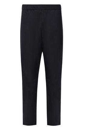 Мужские брюки MONCLER черного цвета, арт. G2-091-2A000-09-595D1 | Фото 1
