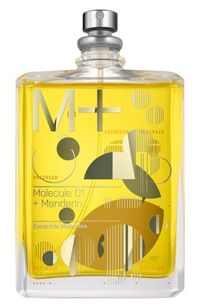 Туалетная вода m+ molecule 01 + mandarin ESCENTRICMOLECULES бесцветного цвета, арт. 5060103310692 | Фото 1 (Ограничения доставки: flammable)