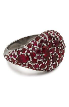 Женское кольцо darina LEVASHOVAELAGINA красного цвета, арт. le/r | Фото 1