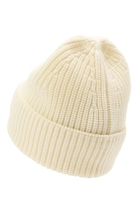 Мужская шерстяная шапка VALENTINO кремвого цвета, арт. WY2HB00R/RNM   Фото 2