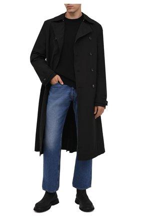 Мужские кожаные челси PREMIATA черного цвета, арт. 31915/ANDER | Фото 2