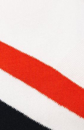 Мужские хлопковые носки BURLINGTON белого цвета, арт. 21929 | Фото 2