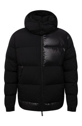 Мужская пуховая куртка pallardy MONCLER черного цвета, арт. G2-091-1A000-30-53132 | Фото 1