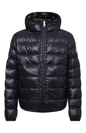 Мужская двусторонняя куртка freville MONCLER темно-синего цвета, арт. G2-091-1A000-15-68950 | Фото 1