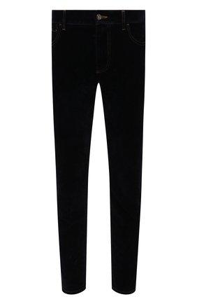 Мужские джинсы DOLCE & GABBANA темно-синего цвета, арт. GYC4CD/G8EI3   Фото 1
