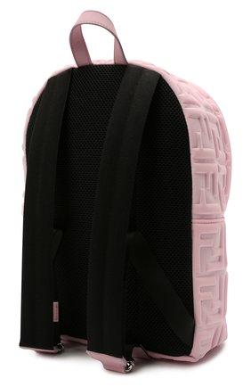 Детская рюкзак FENDI розового цвета, арт. 8BZ040/AFU9 | Фото 2