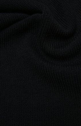 Детский шарф MONCLER темно-синего цвета, арт. G2-954-9Z732-00-A9632 | Фото 2