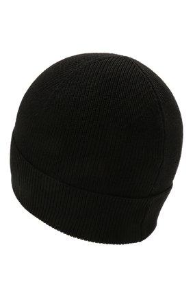 Детского шапка MONCLER черного цвета, арт. G2-954-9Z731-00-A9632 | Фото 2
