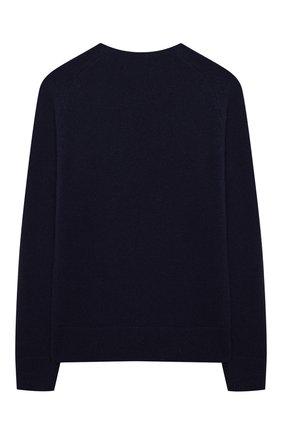 Детский шерстяной пуловер POLO RALPH LAUREN синего цвета, арт. 323850966 | Фото 2 (Материал внешний: Шерсть; Рукава: Длинные; Мальчики Кросс-КТ: Пуловер-одежда; Ростовка одежда: 13 - 15 лет | 158 см, 10 - 11 лет | 140 - 146см, 9 лет | 134 см, 16 лет | 164 см)