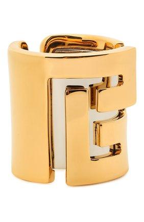 Женское кольцо BALMAIN золотого цвета, арт. WN1XR057/MLTN | Фото 1