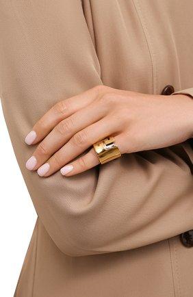 Женское кольцо BALMAIN золотого цвета, арт. WN1XR057/MLTN | Фото 2