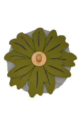 Женские украшение для сумки LOEWE кремвого цвета, арт. C000160X01 | Фото 2