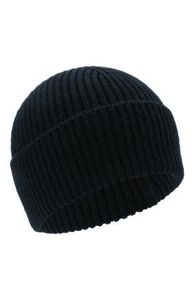Мужская кашемировая шапка INVERNI темно-синего цвета, арт. 5321 CM | Фото 1
