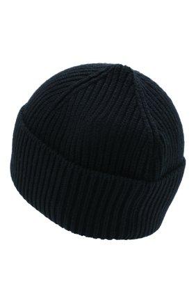 Мужская кашемировая шапка INVERNI темно-синего цвета, арт. 5321 CM | Фото 2