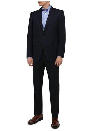 Мужские кожаные дерби H`D`S`N BARACCO коричневого цвета, арт. 81218.B.0* | Фото 2