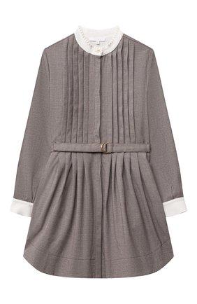 Детское платье CHLOÉ разноцветного цвета, арт. C12852 | Фото 1
