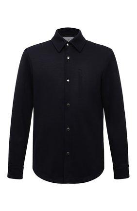 Мужская рубашка BOGNER темно-синего цвета, арт. 38866508 | Фото 1