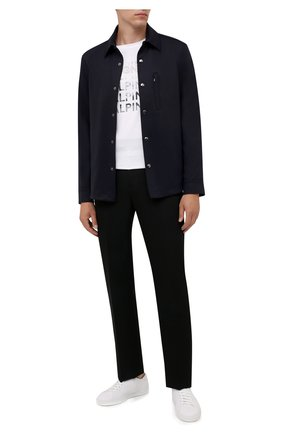 Мужская рубашка BOGNER темно-синего цвета, арт. 38866508 | Фото 2