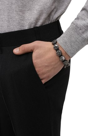 Женский браслет GL JEWELRY черного цвета, арт. M420016-S97-435 | Фото 2