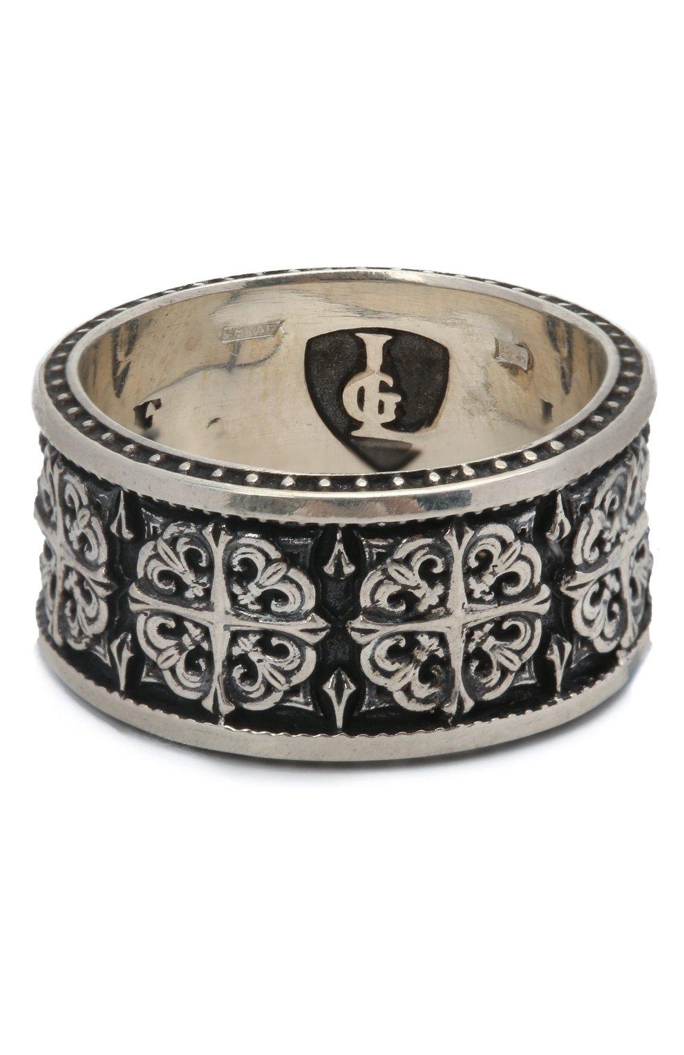 Женское серебряное кольцо легенда GL JEWELRY серебряного цвета, арт. M700002-S97-01 | Фото 2 (Материал: Серебро)