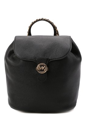 Женский рюкзак mila large MICHAEL MICHAEL KORS черного цвета, арт. 30T1G4MB3L | Фото 1