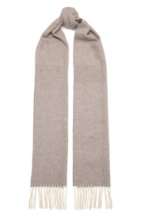 Мужской шерстяной шарф ETON бежевого цвета, арт. A000 30132 | Фото 1