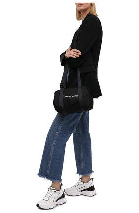 Женские кожаные кроссовки mickey MICHAEL MICHAEL KORS белого цвета, арт. 43T1MKFS2D | Фото 2