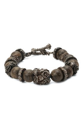 Женский браслет GL JEWELRY темно-коричневого цвета, арт. PB369 | Фото 1
