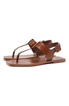 Кожаные сандалии Cubongo | Фото №1