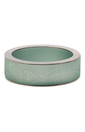 Женское браслет GIORGIO ARMANI светло-зеленого цвета, арт. 61C280/1A730 | Фото 1