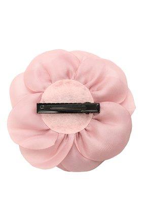 Детская зажим rosa n 1 шт (чайная роза JUNEFEE розового цвета, арт. 6959 | Фото 2