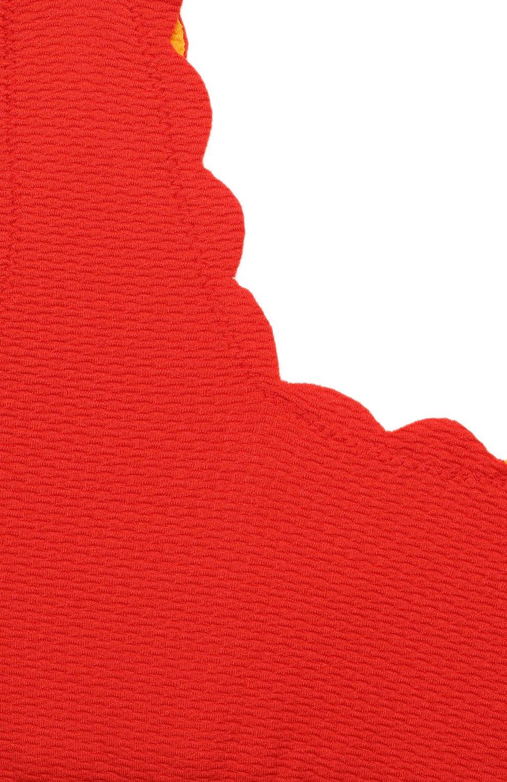 Мужского бра-топ MARYSIA BUMBY красного цвета, арт. BT032R | Фото 3