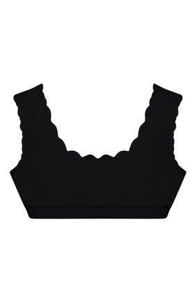 Мужского бра-топ MARYSIA BUMBY черного цвета, арт. BT032R | Фото 1